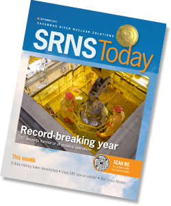 August issue of SRNS Today